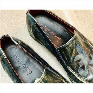 Robert Wayne Shoes - Robert Wayne Motley Fleur de Lis-Men's shoe